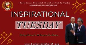 Inspirational Tuesday @ Virtual YouTube